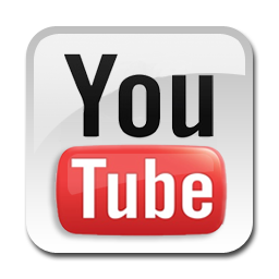 YouTube icon button