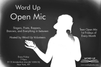 Open Mic Fridays Are Back