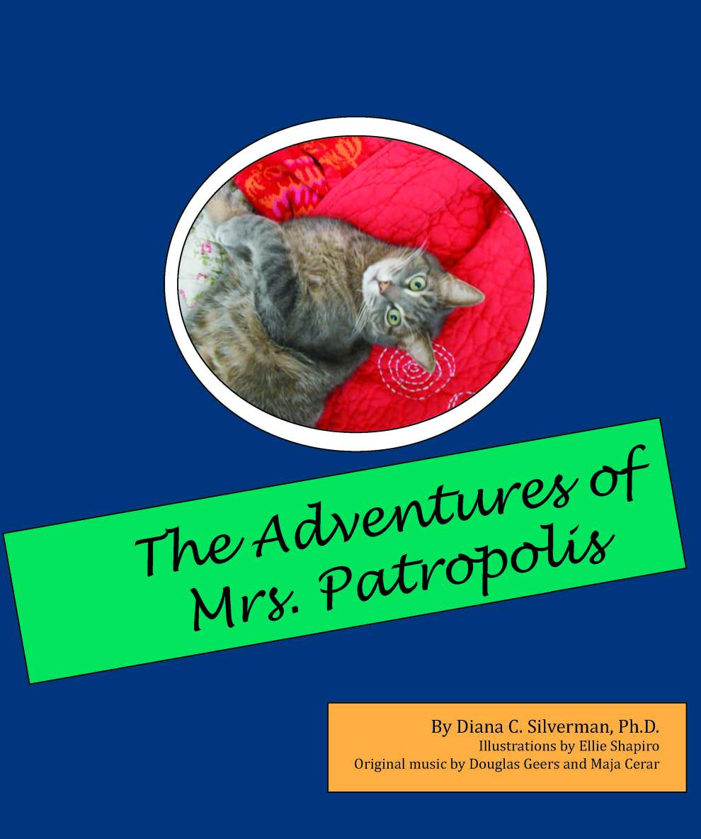 Front Cover JPG The Adventures of Mrs Patropolis